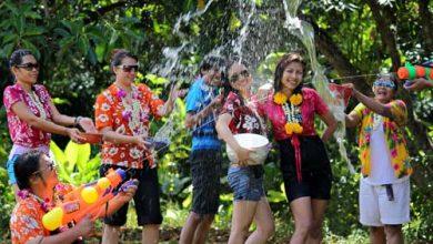 سونغكران السنة التايلاندية