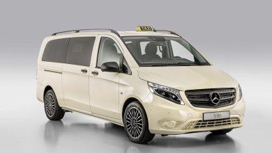 Photo of سيارة الأجرة الجديدة مرسيدس بنز فيتو