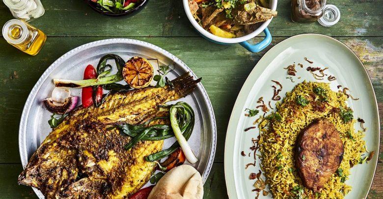 قائمة إفطار مطعم ومخبز هومستيد في رمضان