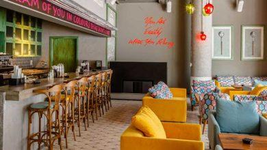 مطعم بيلونغ للمأكولات المتوسطية في دبي