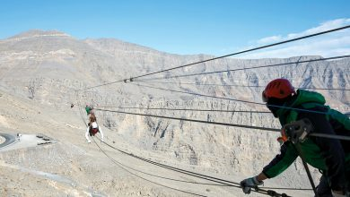 Photo of عرض مميز لتجربة أطول مسار انزلاقي في العالم