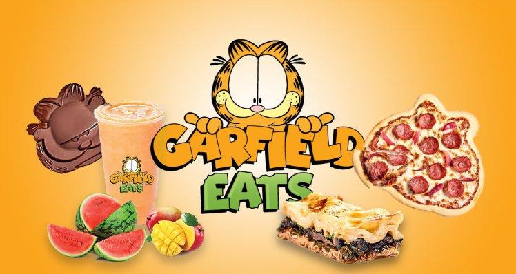 تطبيق GarfieldEATS