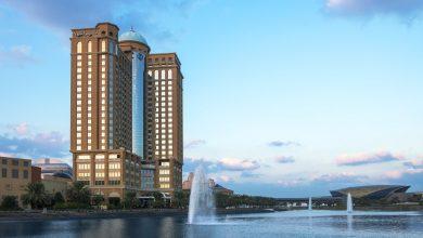 صورة فندق شيراتون مول الإمارات ملاذ صيفي مميز