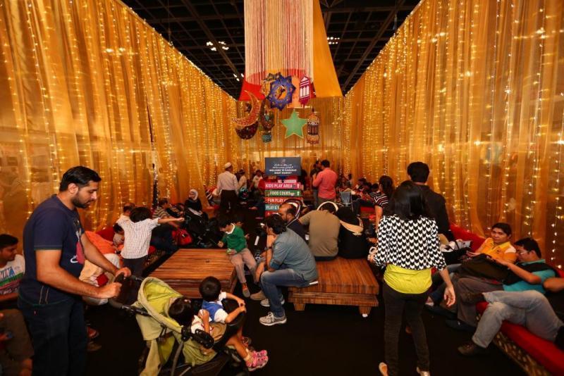 أسواق رمضانية في دبي