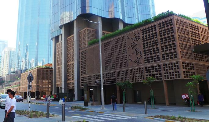 كورت يارد ماريوت المركز التجاري العالمي أبوظبي