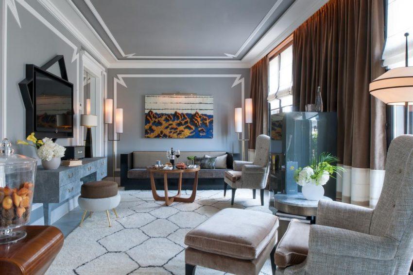فندق نولينسكي في العاصمة الفرنسية باريس