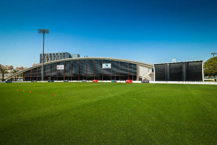 أكاديمية الكريكيت في مدينة دبي الرياضية