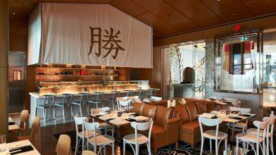 صورة افتتاح مطعم Katsuya by Starck في دبي مول
