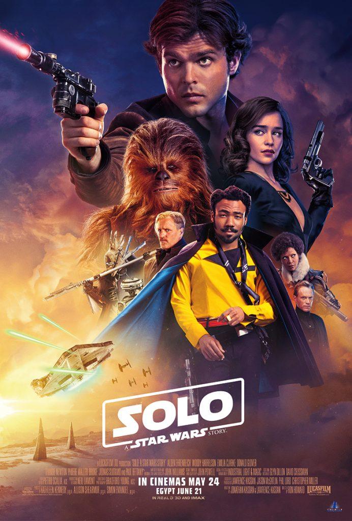 فيلم SOLO: A STAR WARS STORY