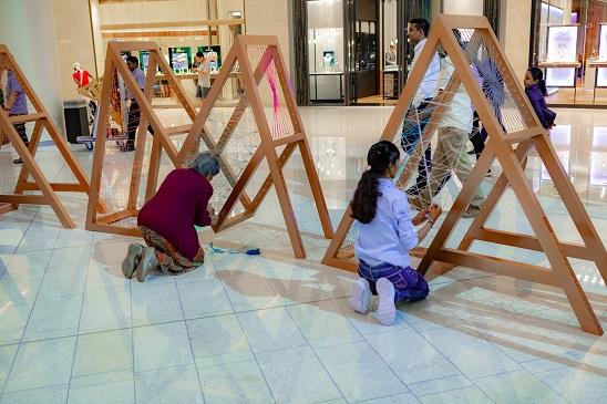 معرض 9 هجري في دبي مول
