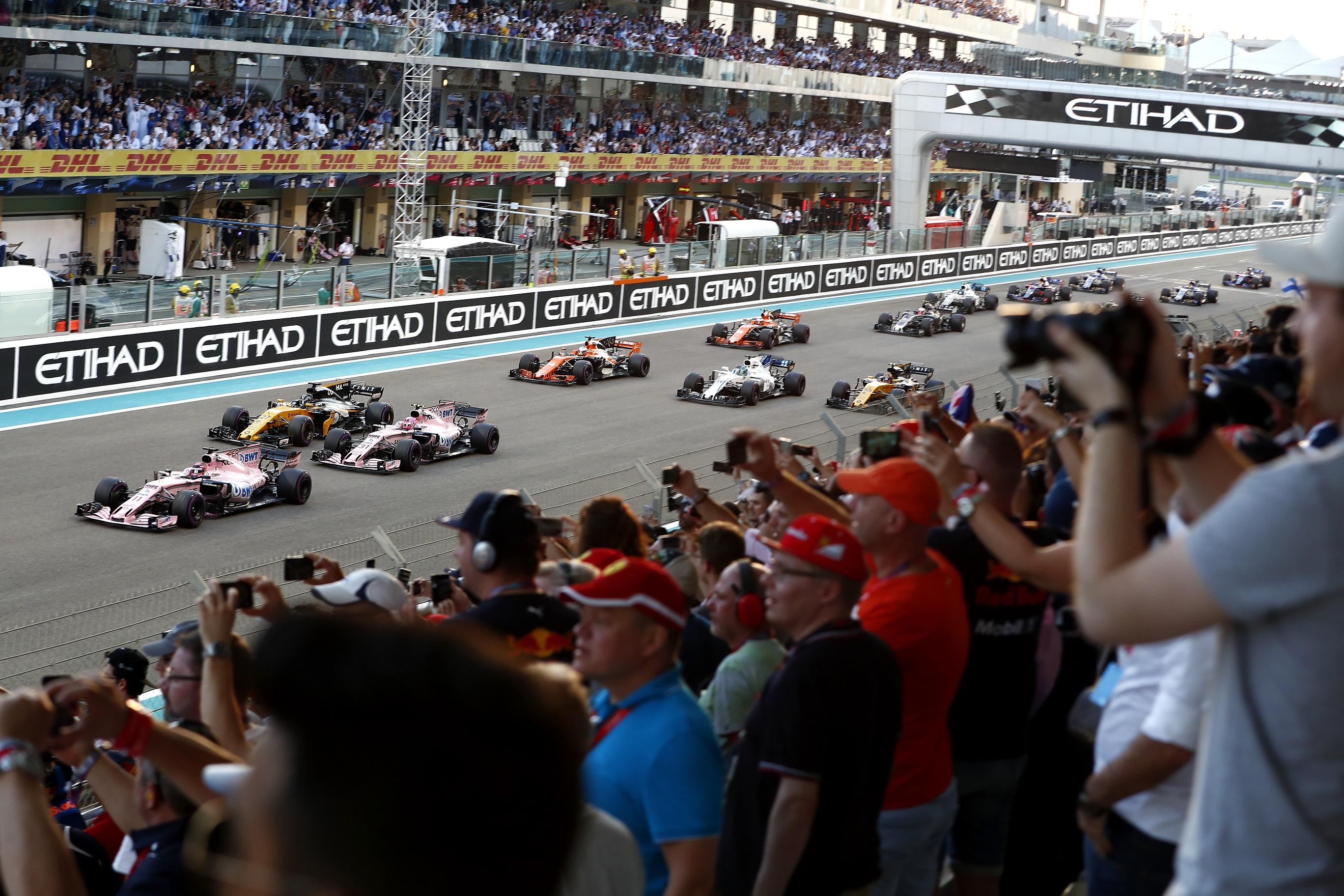 سباق جائزة الاتحاد للطيران الكبرى للفورمولا1