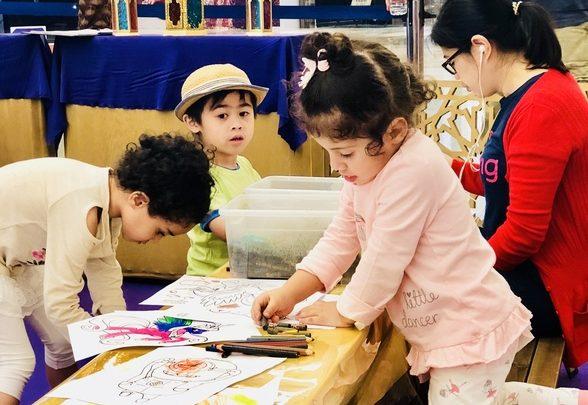 فعاليات مركز الغرير في رمضان
