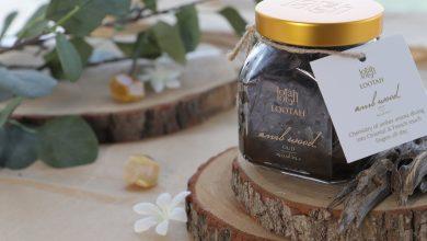 صورة العود المعطر الجديد أمبْ وُد من لوتاه للعطور
