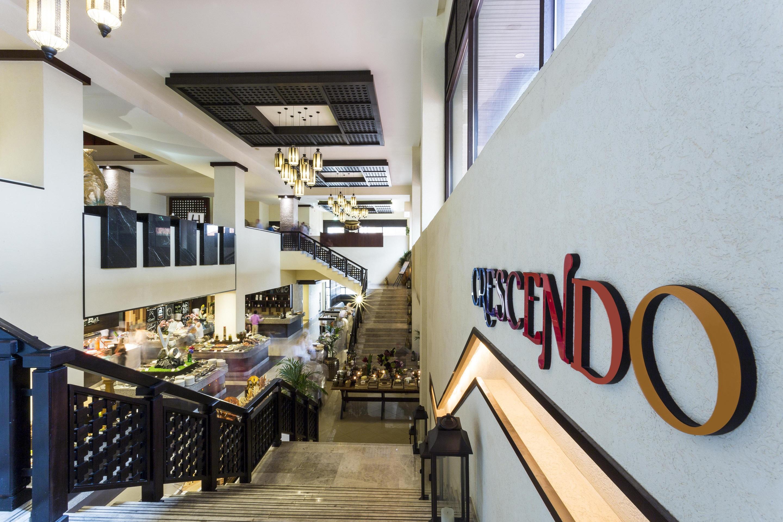 مطعم كريسيندو في منتجع أنانتارا النخلة دبي
