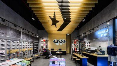 Photo of افتتاح أول متجر Converse في دبي