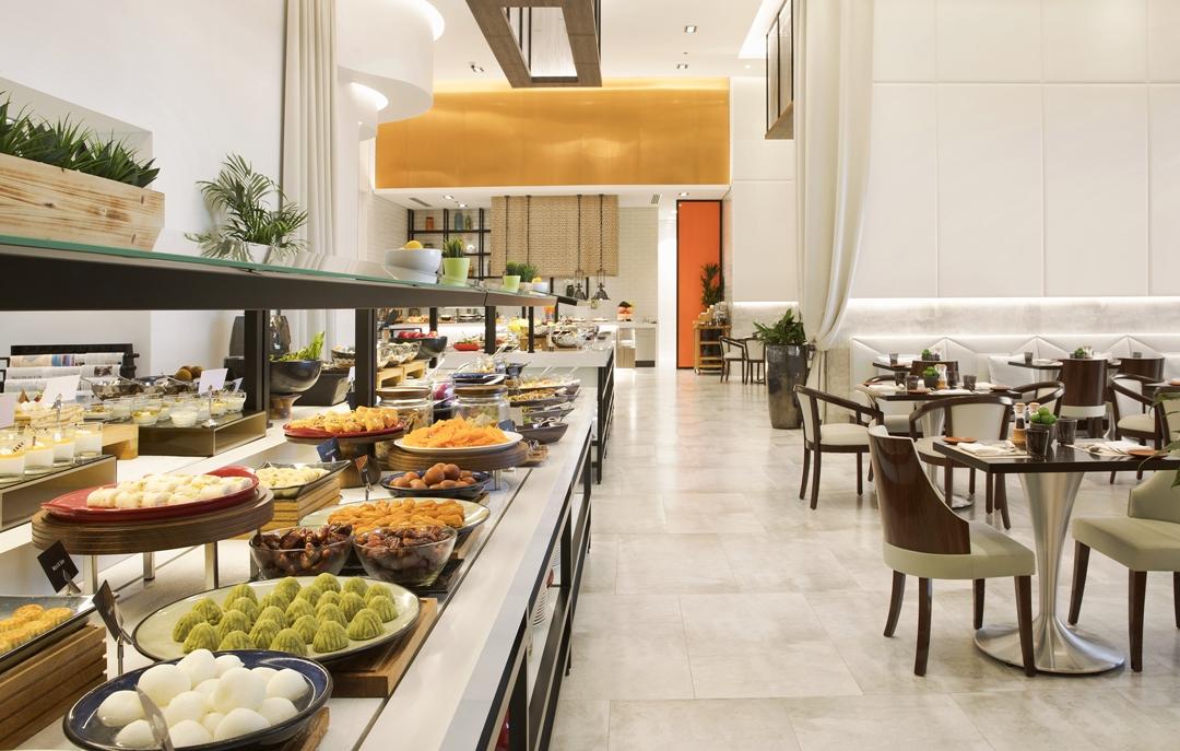 وجبة الإفطار الرمضاني من فندق أرجان روتانا