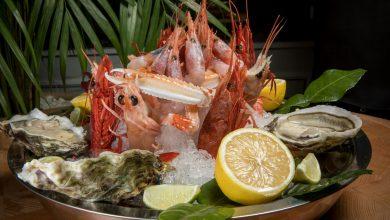 Photo of الأطباق البحرية من مطعم كريزي فيش