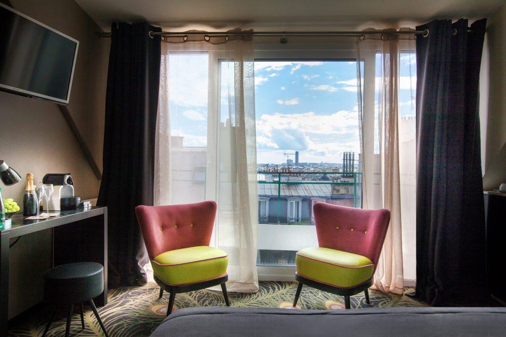 فندق هيلوسي باريس