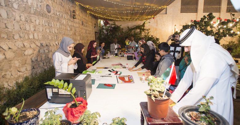 ليالي رمضان 2018 في ساحة الفنون بالشارقة