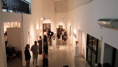 صورة افتتاح معرض صنع في تشكيل 2018