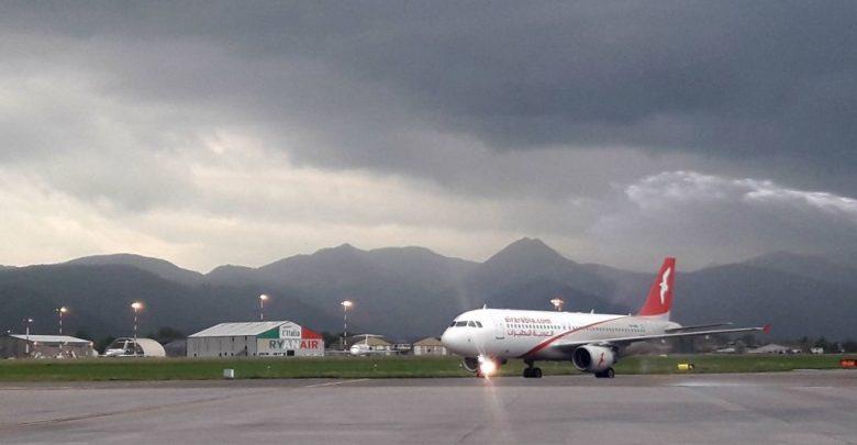 رحلات مباشرة بين مصر وإيطاليا من العربية للطيران