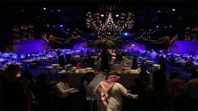 صورة بالفيديو شاهد كواليس تحضير الإفطار الرمضاني في دبي أوبرا