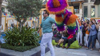 Photo of مهرجان سينكو دي مايو المكسيكي في فيدا وسط المدينة