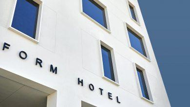 صورة افتتاح فندق فورم هوتيل في دبي