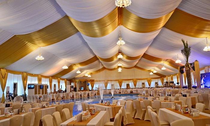 إقامة خيمة رمضانية في أبوظبي