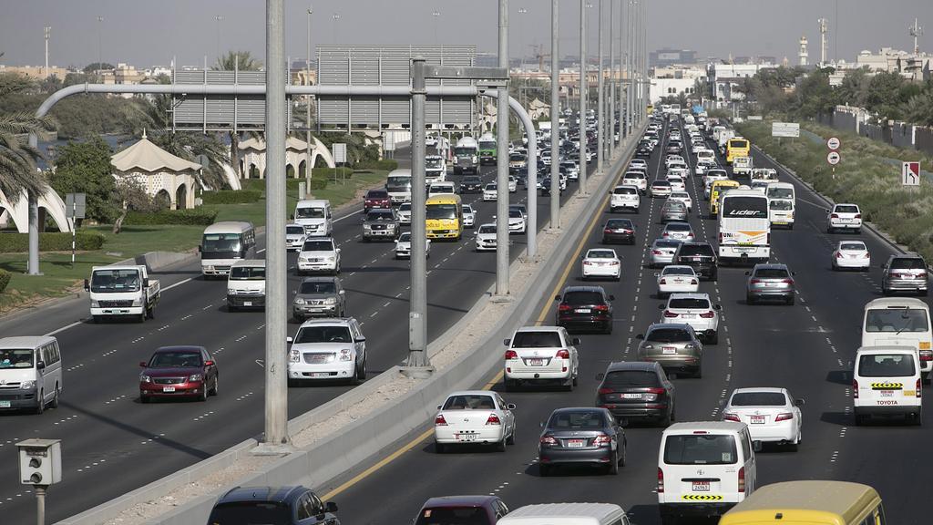رخصة القيادة الإماراتية