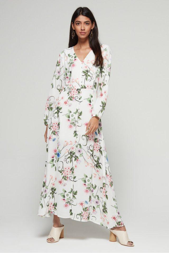 فستان Floral Fun