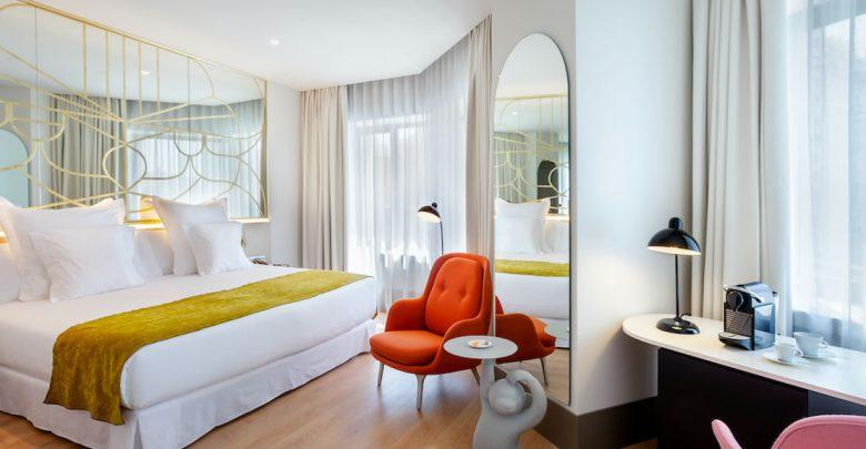 فندق بارسيلو توري مدريد