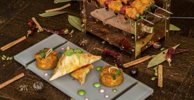 العروض الرمضانية من مطعم خيبر بفندق ديوكس دبي