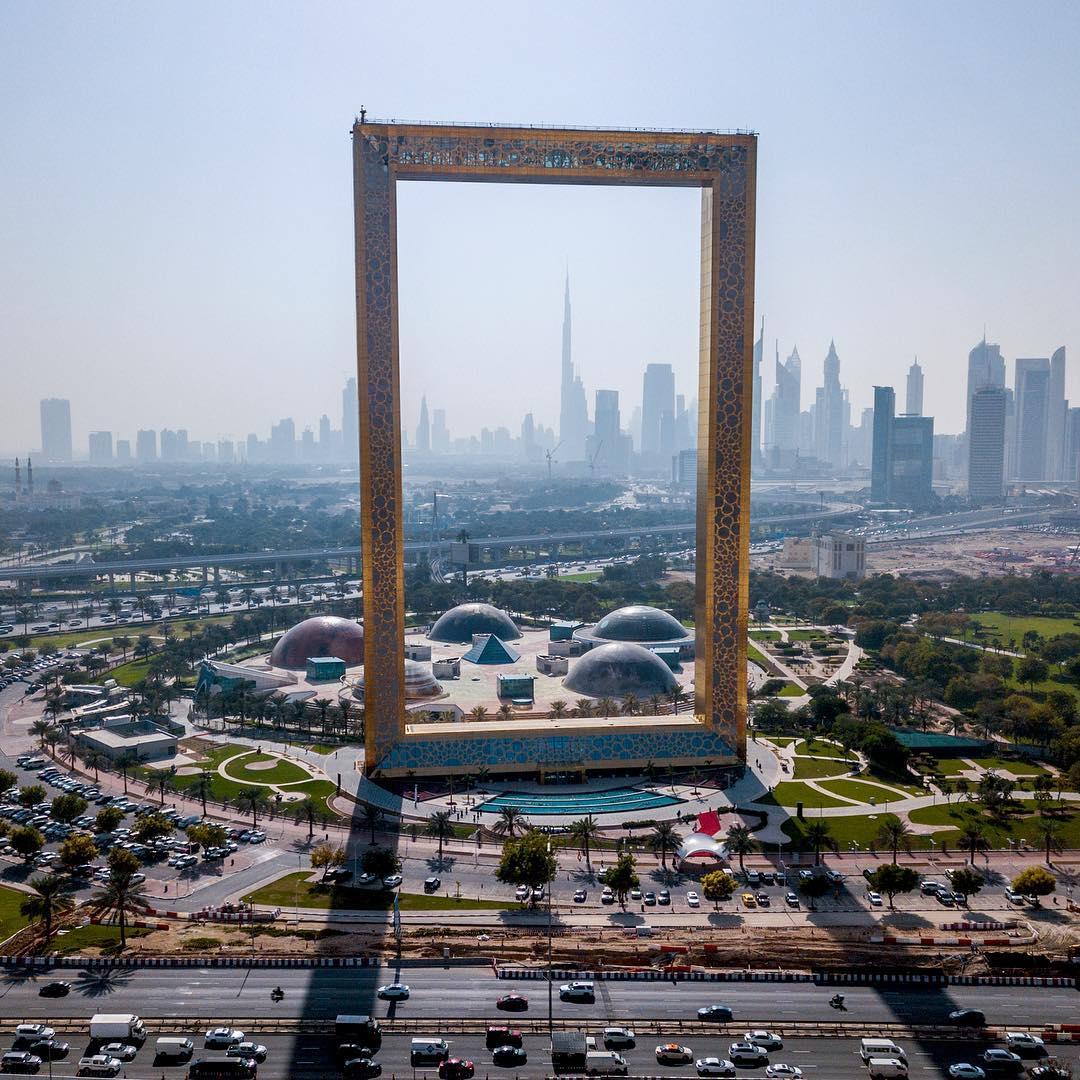 إطار دبي