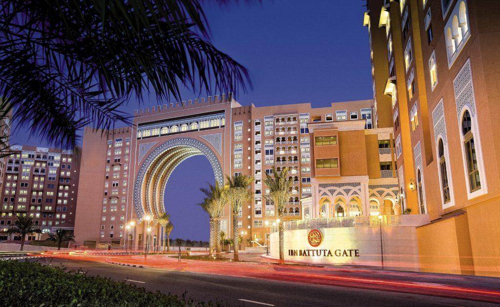 فندق موڤنبيك بوابة ابن بطوطة دبي