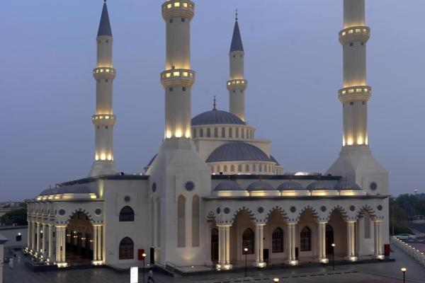 مسجد ومركز الفاروق عمر بن الخطاب