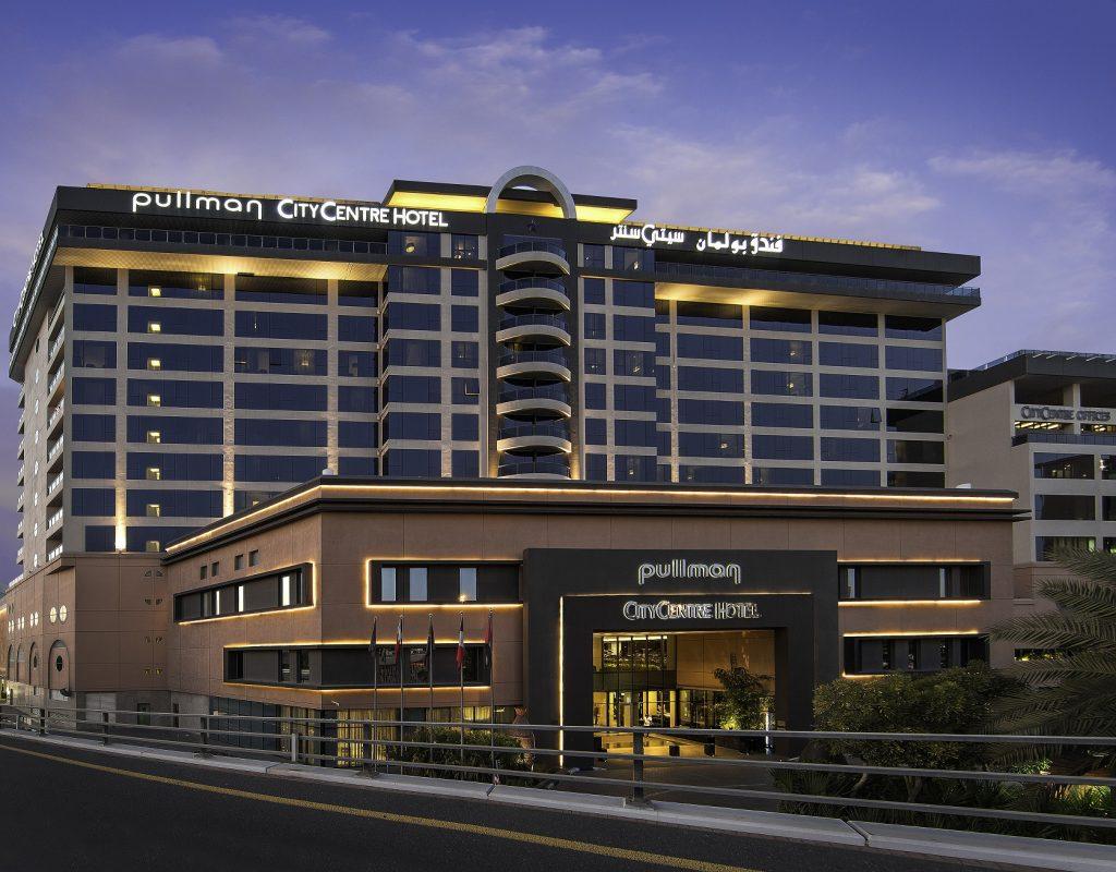فندق بولمان دبي كريك سيتي سينتر ريزيدنسيز