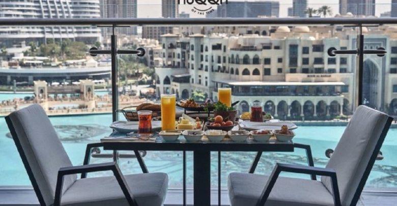 مطعم Huqqa في دبي