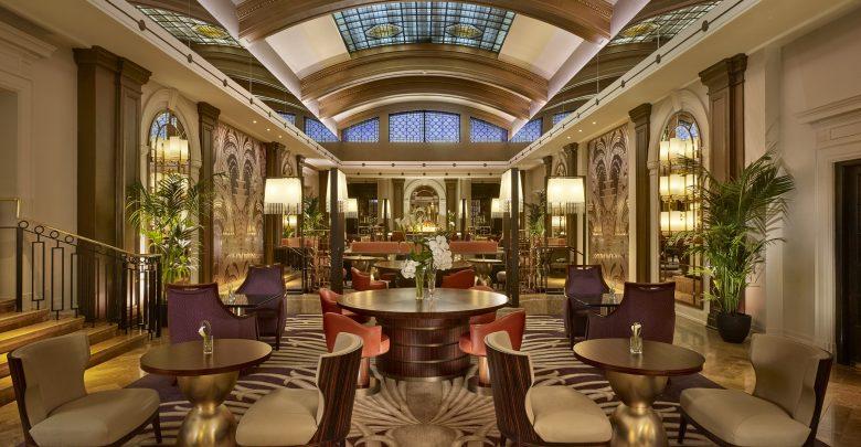 فندق شيراتون جراند لندن بارك لين