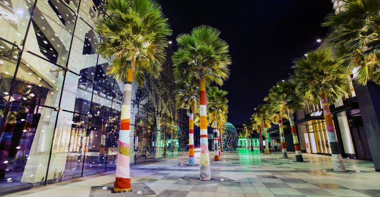 عروض سيتي ووك خلال مفاجآت صيف دبي 2018