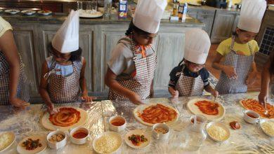 Photo of دروس تعليم فن الطهي الخاصة بالأطفال من مطعم ريسيتا