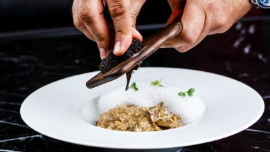 Photo of أطباق الريزوتو من مطعم بوكا الإيطالي في هيلتون أبوظبي