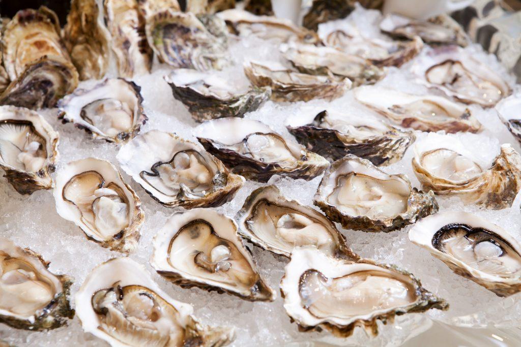 ليالي الماكولات البحرية من بلو أورانج