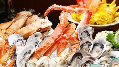 صورة ليالي المأكولات البحرية من مطعم بلو أورانج