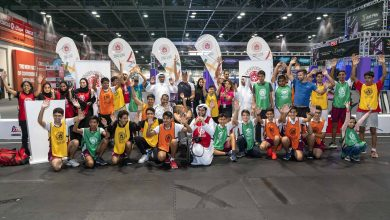 Photo of أصحاب الهمم ضمن فعاليات عالم دبي للرياضة