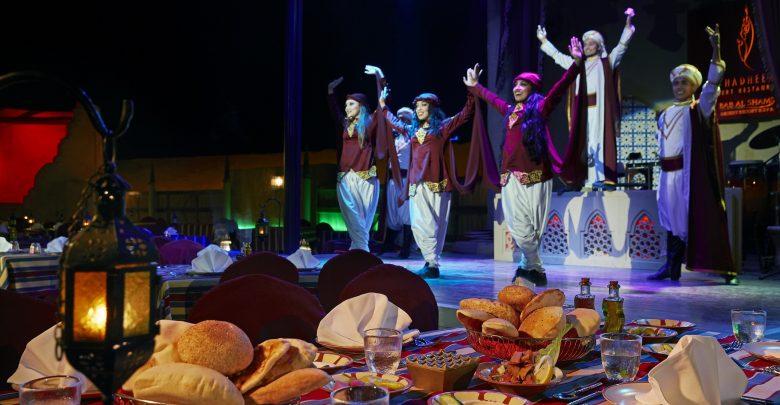احتفالات منتجع باب الشمس الصحراوي بعيد الفطر 2018