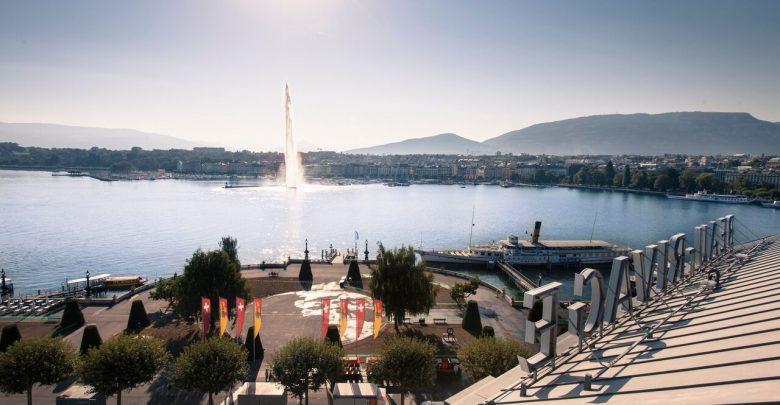 فندق بوريفاج جنيف