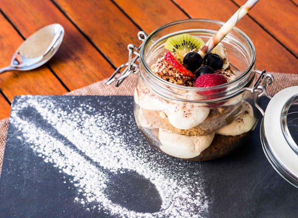 الفطور الصباحي لعطلة نهاية الأسبوع من مطعم بوردووك