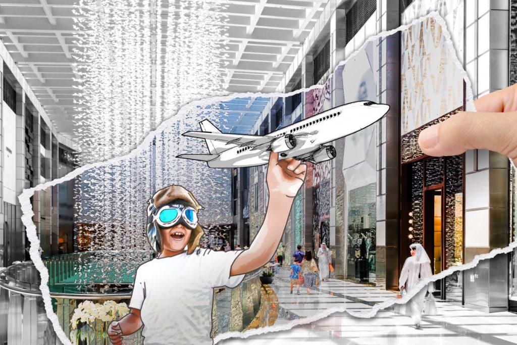 فعاليات وهدايا دبي مول خلال مفاجآت صيف دبي 2018