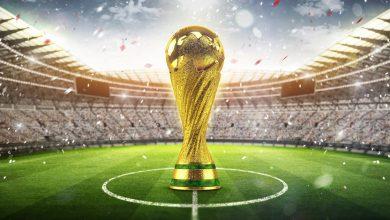 صورة عروض كأس العالم من منتجع باب الشمس الصحراوي وفندق الميدان